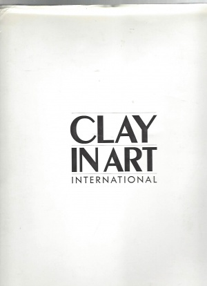Clay In Art International