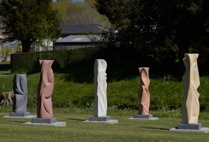 Concrete Sculptures